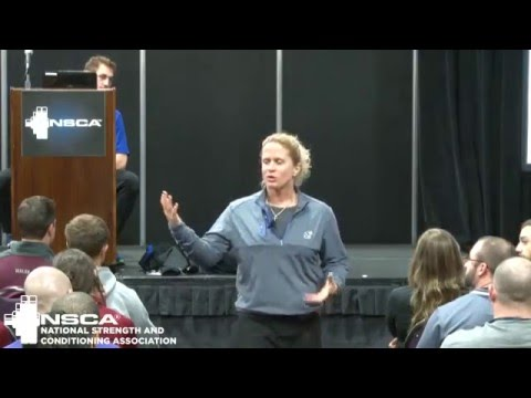 (Part 4) Collegiate Strength and Conditioning: The KU Way, with Andrea Hudy