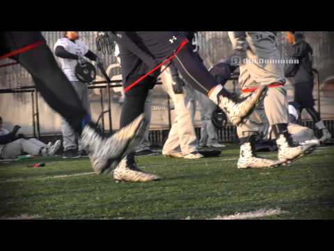 2016 ODU Football Winter Workouts: Week 3