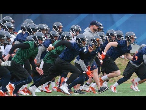 An Introduction to Virginia Director of Football Performance Frank Wintrich