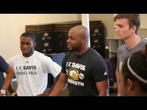 Mic'd up w/ UC Davis Strength & Conditioning Episode 2
