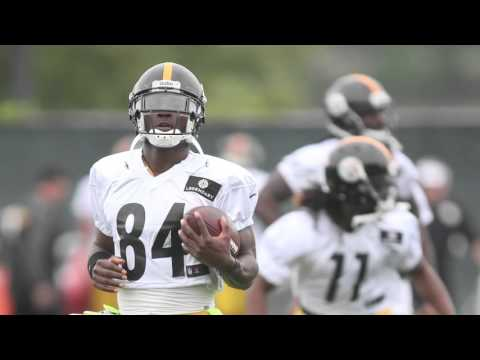 Antonio Brown on late night workouts