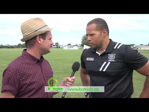 Interview with Hawkes Bay United's Strength and Conditioning Coach Brandon Campbell