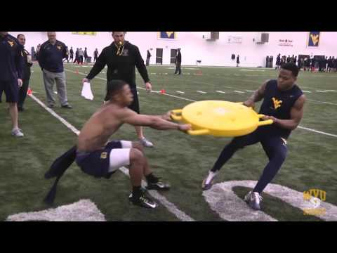 WVU Football: Winter Conditioning Week One