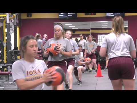 Iona College Strength and Conditioning Spring 2016