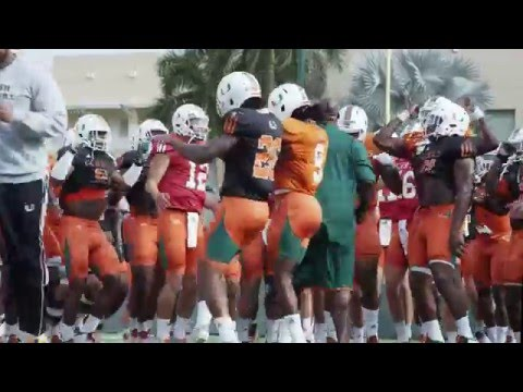 "Miami Hurricanes Spring Camp '16 | Episode 13: ""Go Be Great"""