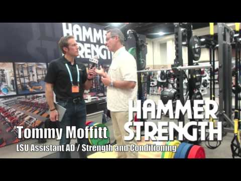 LSU Strength and Conditioning Coach Tommy Moffitt (Part 1)