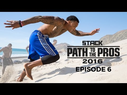 Path to the Pros 2016: The Dunes - Taking NFL Speed Training to a New Level