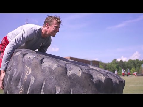 Falcons Experience Navy SEALs Workout