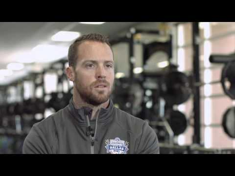 Strength and Conditioning Coach Zac Woodfin talks about the new weight room