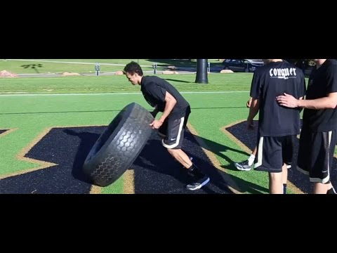 The Pain Train - Colorado Men's Basketball Workout