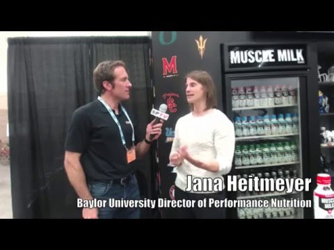 Jana Heitmeyer Baylor University Director of Performance Nutrition
