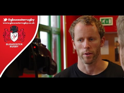 Gloucester Rugby Head of Strength & Conditioning Dan Tobin