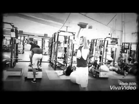 Tennessee Tech Basketball Strength and Conditioning - Lower Body workout