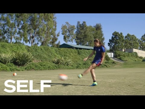 Olympic Gold Medalist Alex Morgan on Why She's Her Biggest Competitor