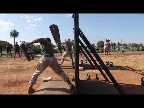 Pushing the limits: Marines compete in HITT Tactical Athlete Championship
