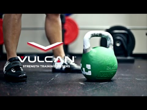 Competition Kettlebells  - Vulcan Strength