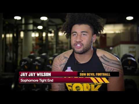 Strength and Conditioning Program Fuels Sun Devil Football