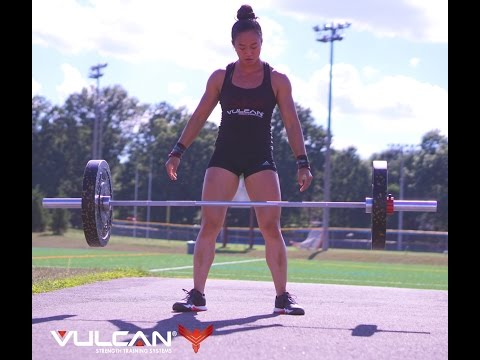 Alpha Bumper Plates by Vulcan Strength