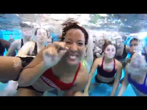 Lindsey Wilson College Volleyball Pool Workout