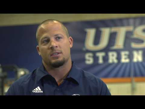 UTSA Football Insider - Strength & Conditioning Coach Filo