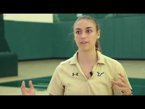 USF Women's Basketball: New Strength Coach