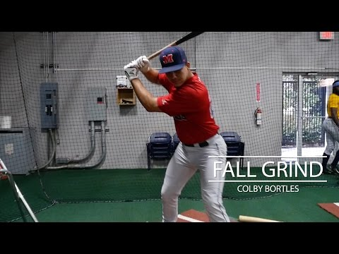 Ole Miss Baseball: Fall Grind - Colby Bortles (2016)