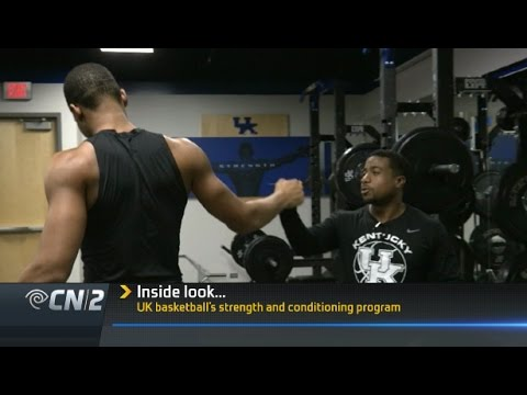 Inside look at UK's strength and conditioning coach Rob Harris