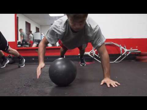 Rutgers Wrestling Offseason Strength Workout