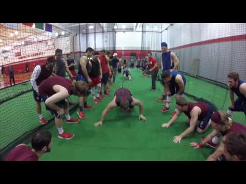 "2016 Stony Brook Baseball ""In it to Win it"" Challenge"