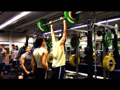 2016-17 George Washington Men's Basketball Strength and Conditioning