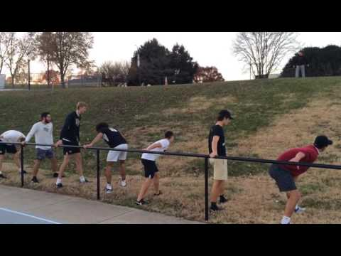 Wake Forest Men's Tennis Conditioning