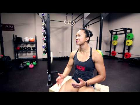 Athlete Kat Lee - Olympic Weightlifting