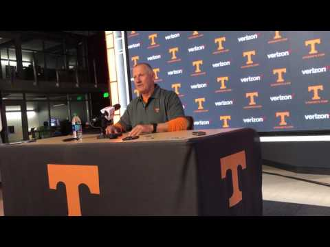 New Tennessee Strength Coach Rock Gullickson