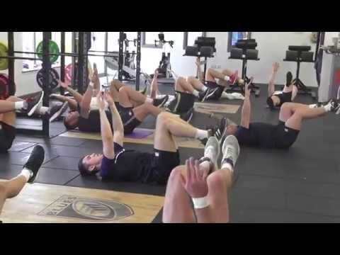 Cardiff Blues Rugby Pre-Season Strength and Conditioning