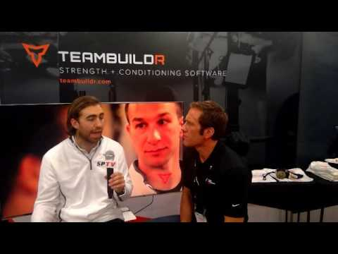 Interview with TeamBuildr at 2017 NSCA Coaches Conference