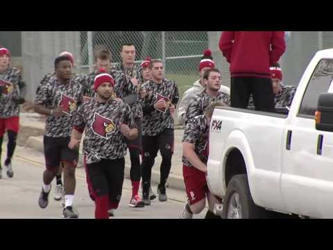 Louisville Fall Baseball Video Review Part 1 - Overview