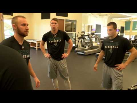 Coastal Baseball Strength and Conditioning Mic'd Up