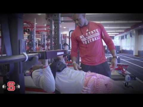 NC State Strength Staff Mic'd Up - Mike Solomon