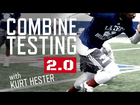 Combine Testing 2.0: Is There A Better Way To Identify American Football Talent?