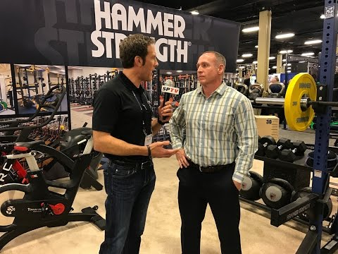 Interview with NSCA Head Strength and Conditioning Coach Scott Caulfield