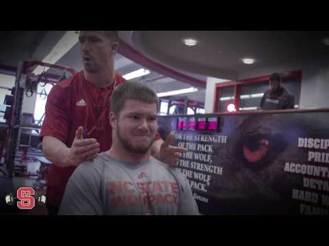 NC State Strength Staff Mic'd Up - Matt Hickman