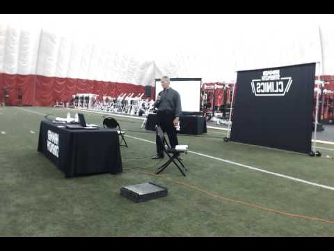 Boyd Epley - Nebraska Assistant AD for Strength and Conditioning