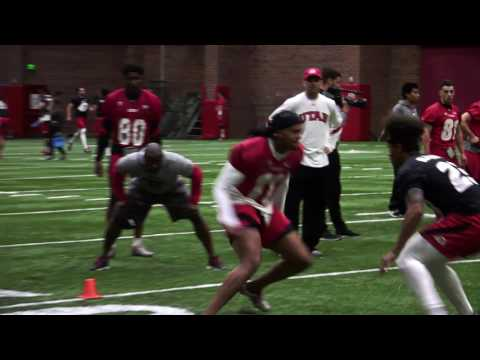 Quarter One: Utah Football Winter Conditioning