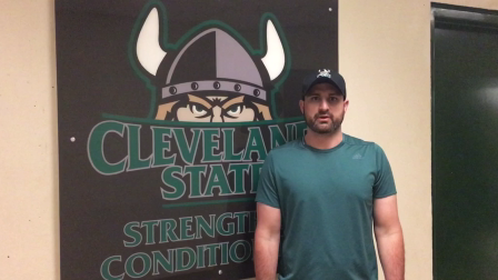 Cleveland State University Team Training