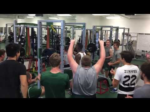 Zionsville High School Strength Spring 2017