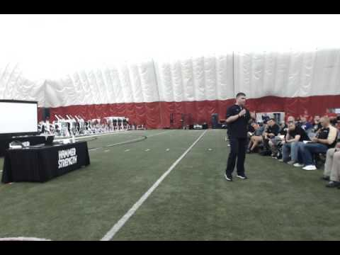 Brady Collins - Univ of Cincinnati Director of Football Sports Performance