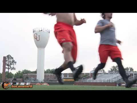 Campbell Football - Workout Grind