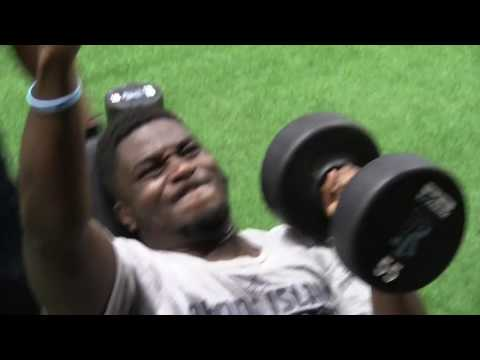 Rhode Island Football: Summer Lifting