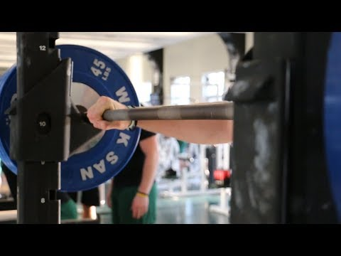 Spring Workouts 2017 || Dartmouth Football