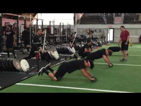 Harvard 2016-2017 Strength and Conditioning Highlight Video